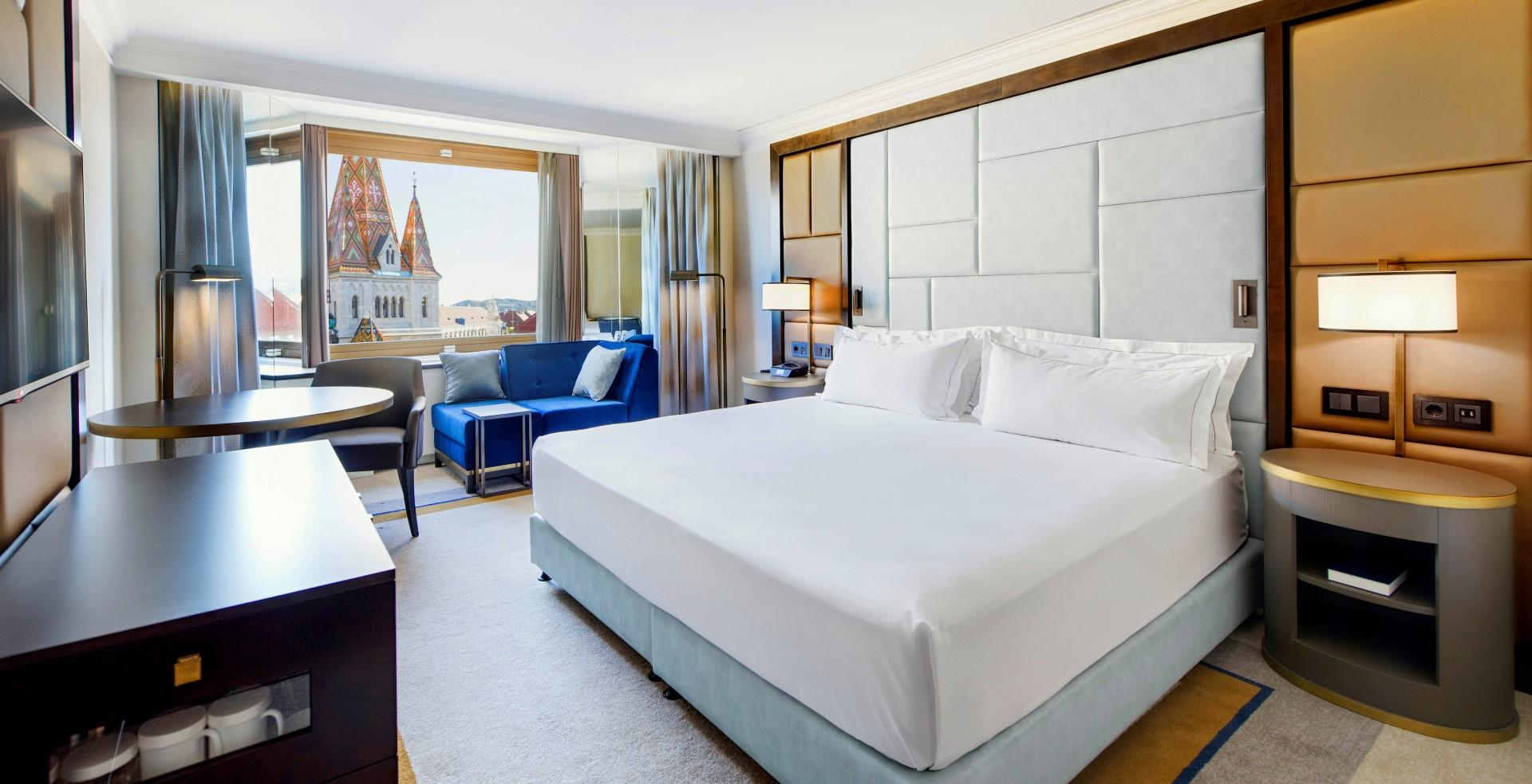 Room - King Hilton Guest Room