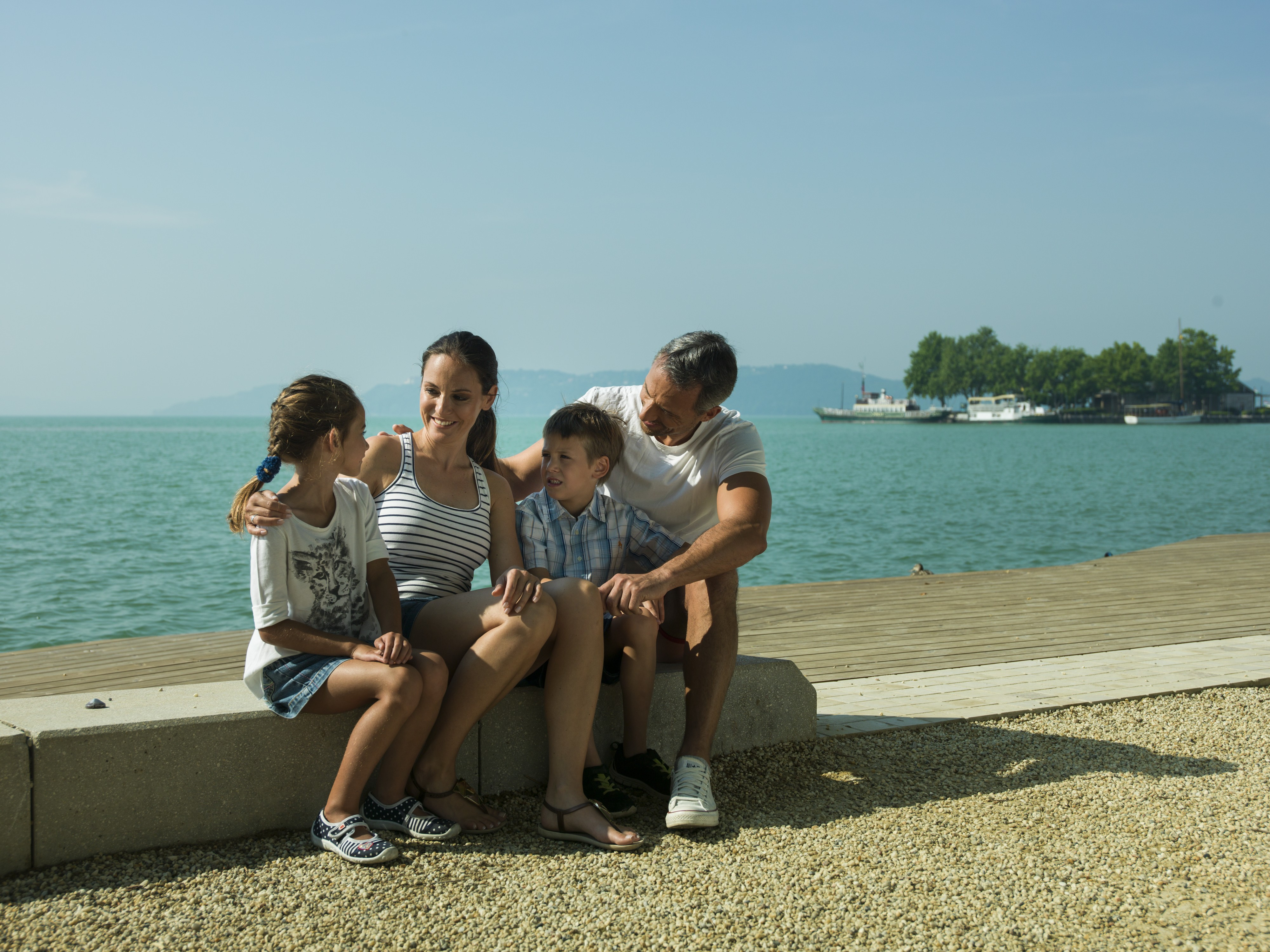 All inclusive wellness nyaralás a Balatonon