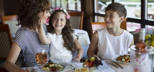 Aqua család étterem 1