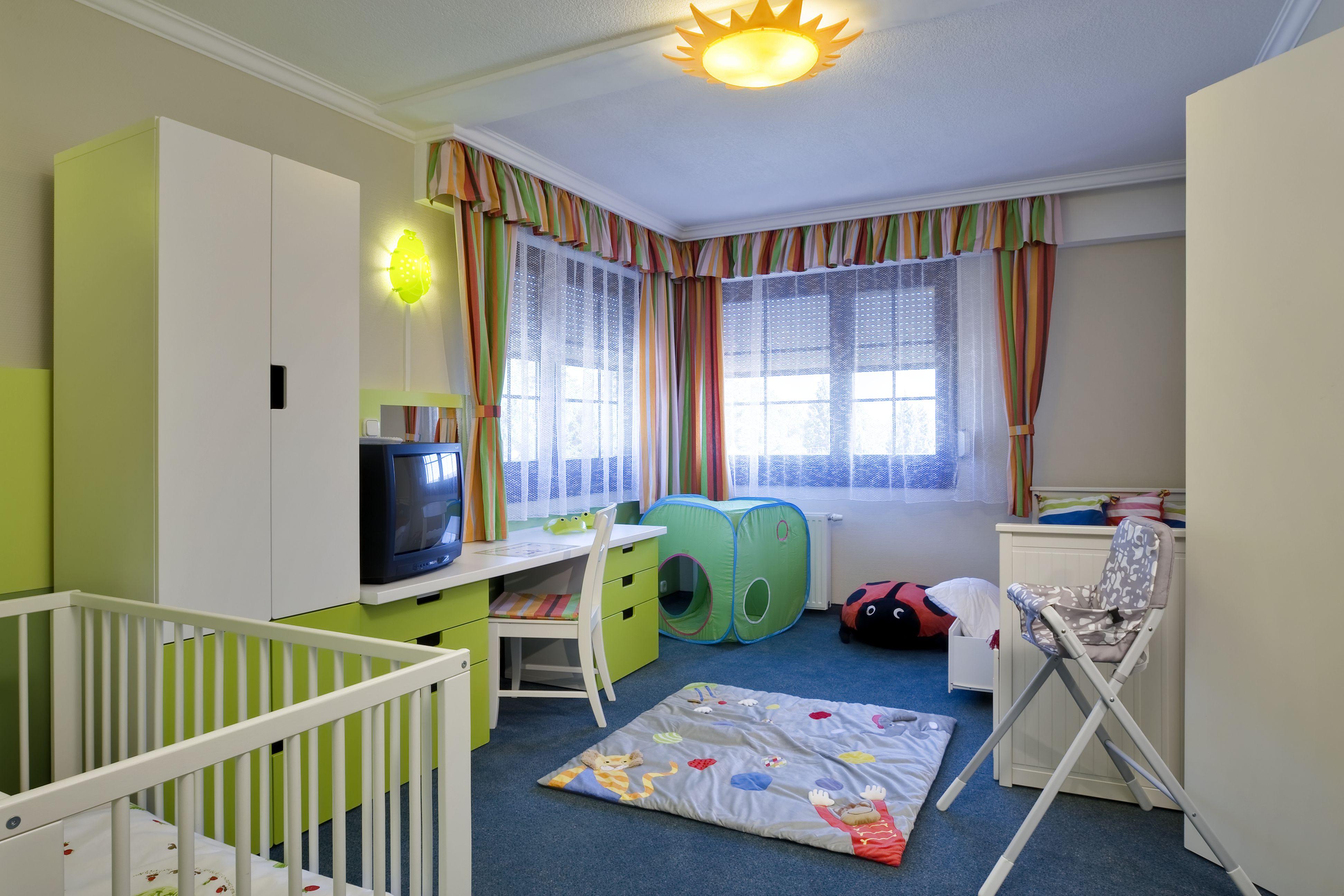 Hotel Aqua Hévíz felújított családi szoba