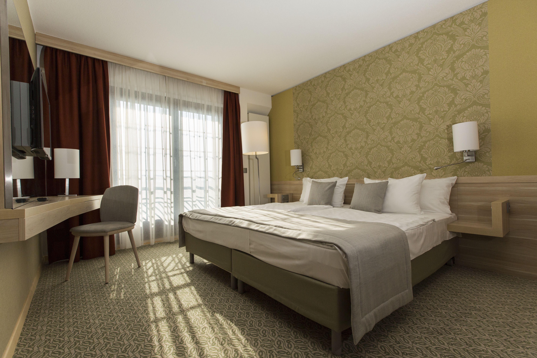 Hotel Aqua Hévíz felújított lakosztály