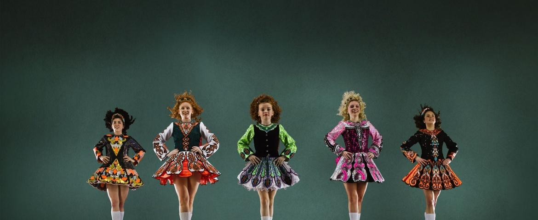 Ír-Magyar Napok ír táncosok
