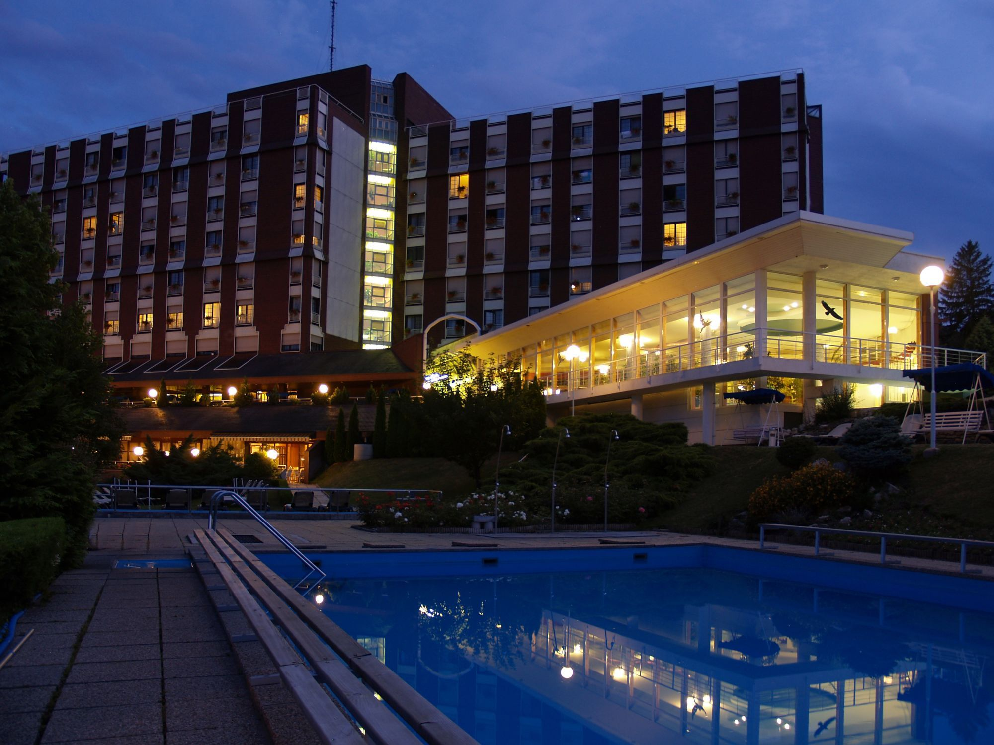 Danubius Aqua - All inclusive wellness hotel Hévíz