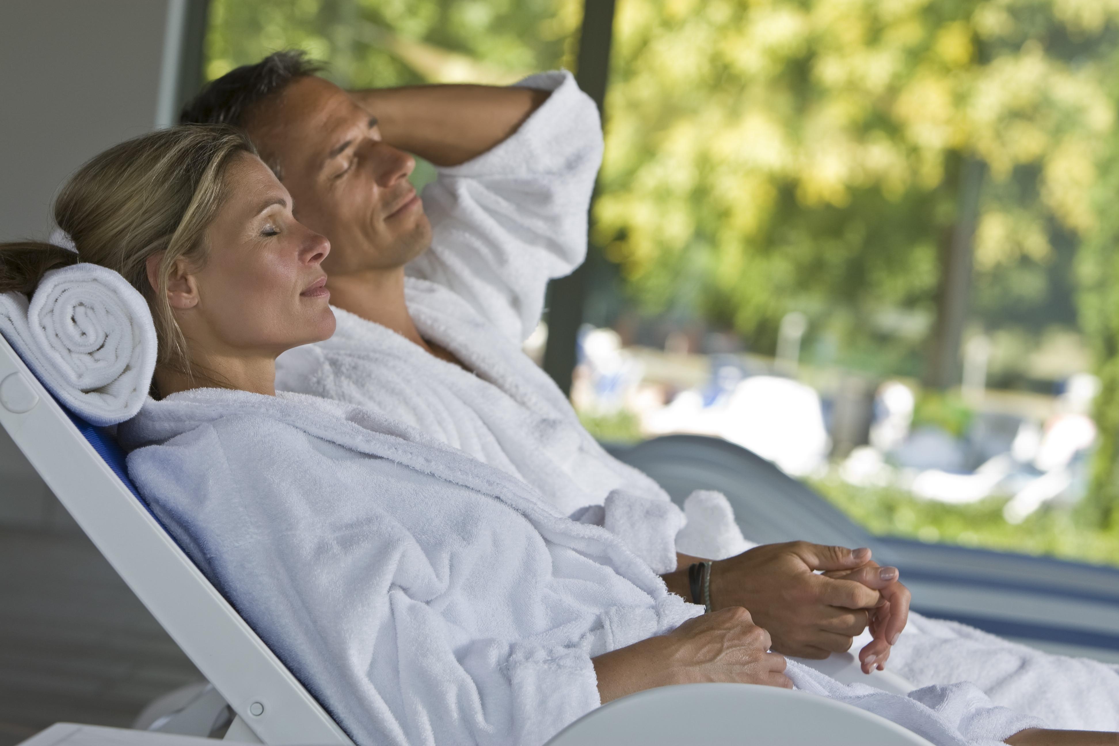 pihenés a wellnessben