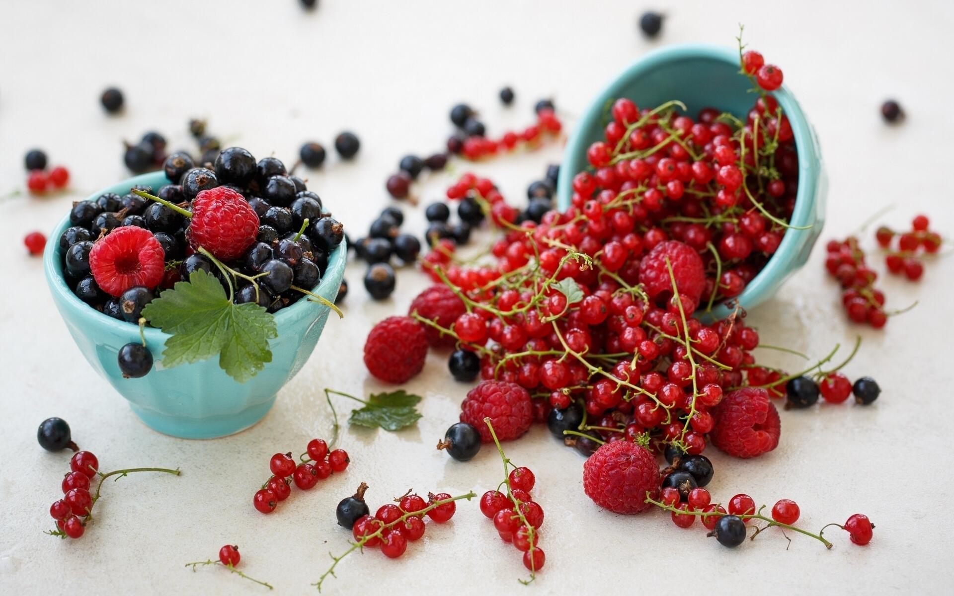 nyári bogyós gyümölcsök