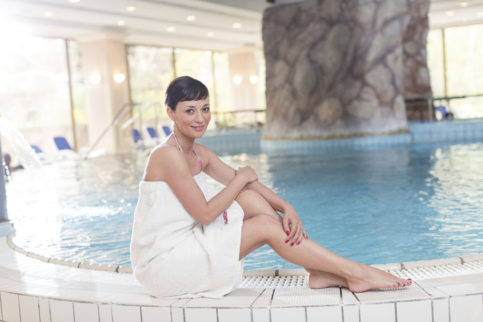 Danubius Health Spa Resort Margitsziget medencetér