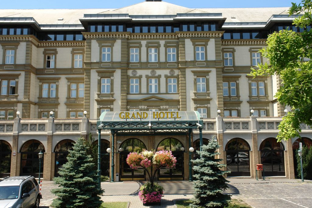 Grand Hotel Margitsziget