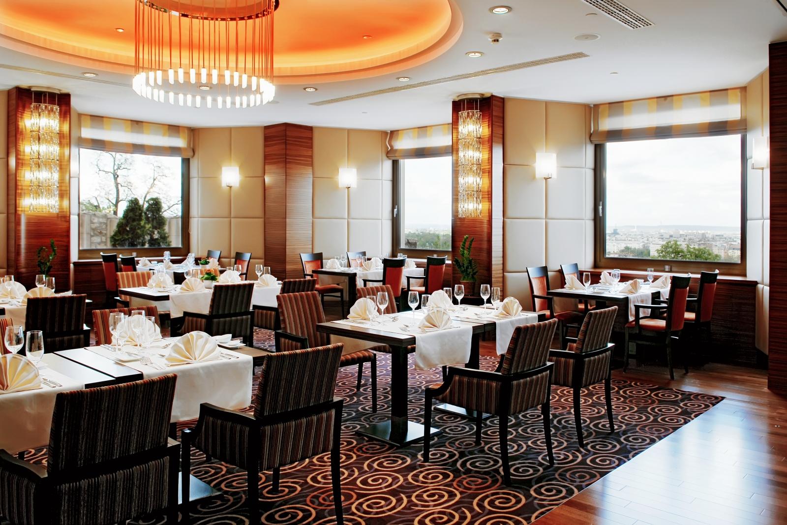 Hilton Budapest - ICON Etterem
