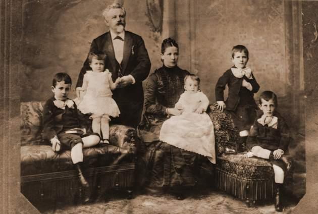 Gundel család