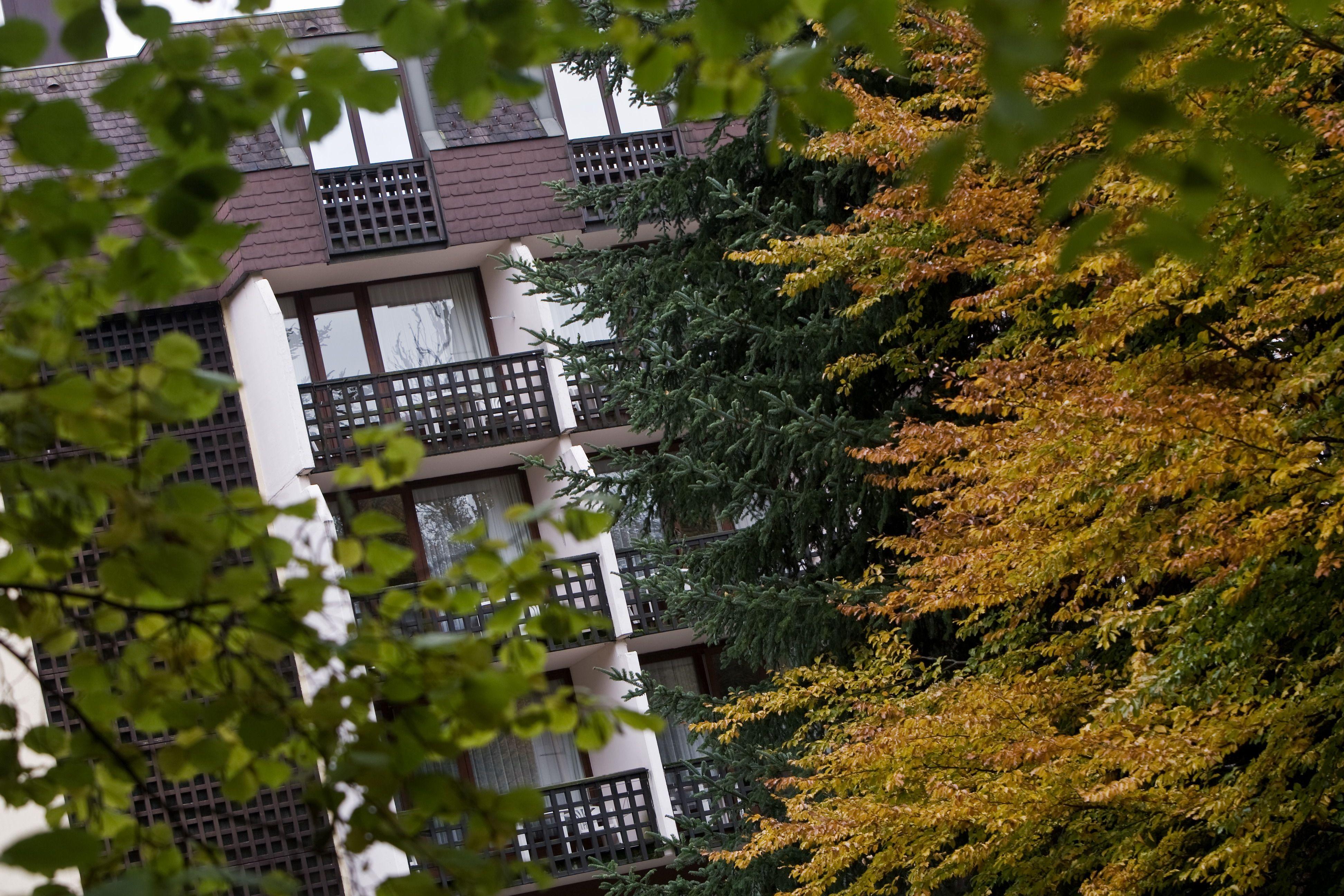 Thermal Hotel Sárvár ősszel