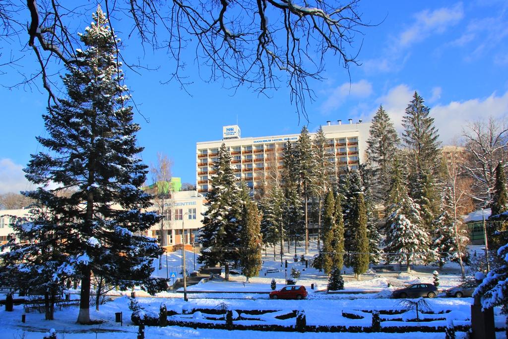 Danubius Health Spa Resort Sovata télen