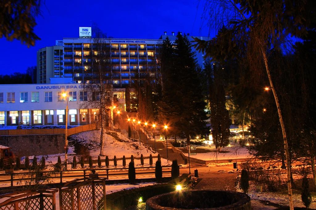 Danubius Health Spa Resort Sovata téli esti kép