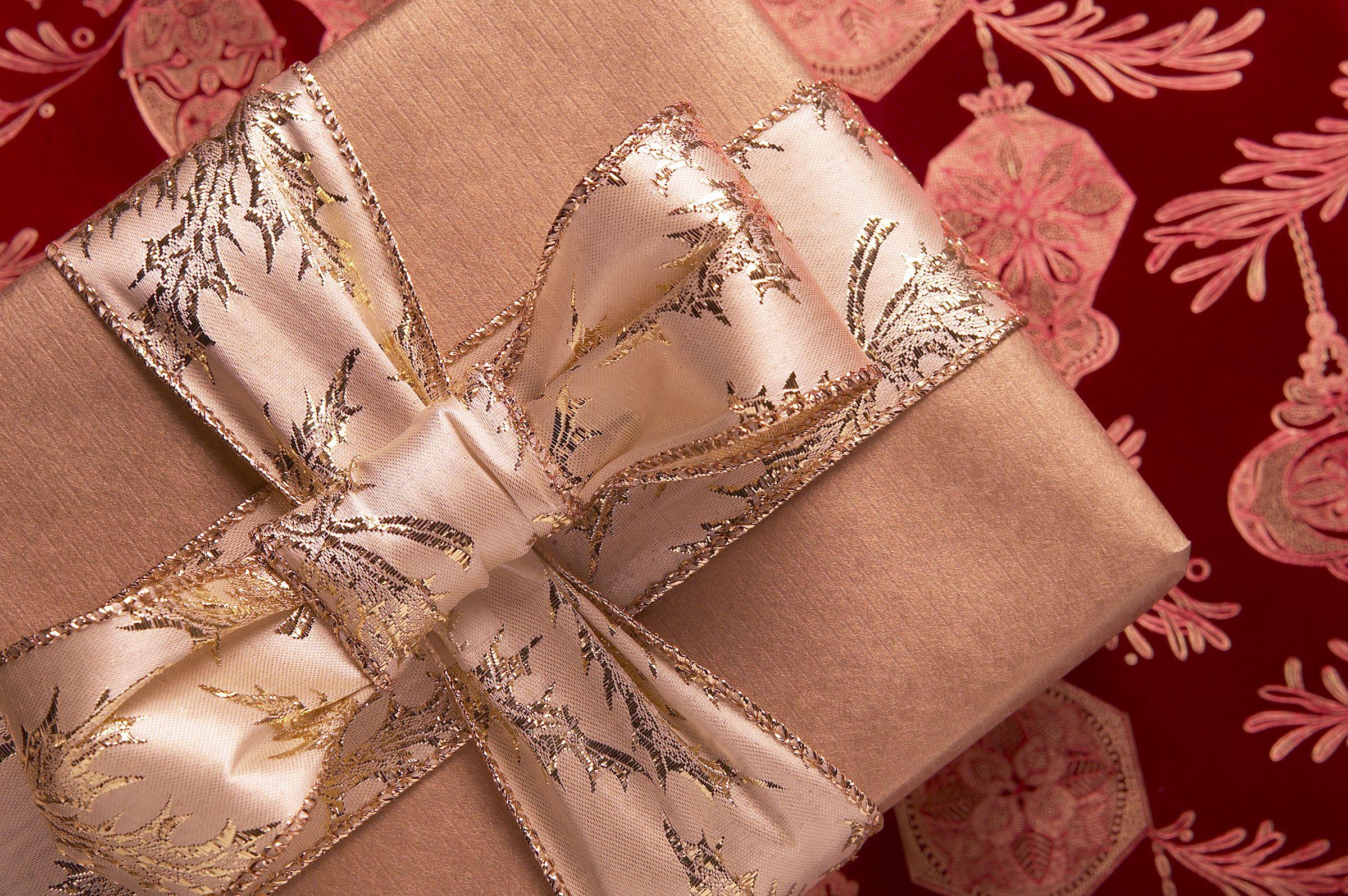 Danubius Ajándékkártya ünnepi csomagolásban