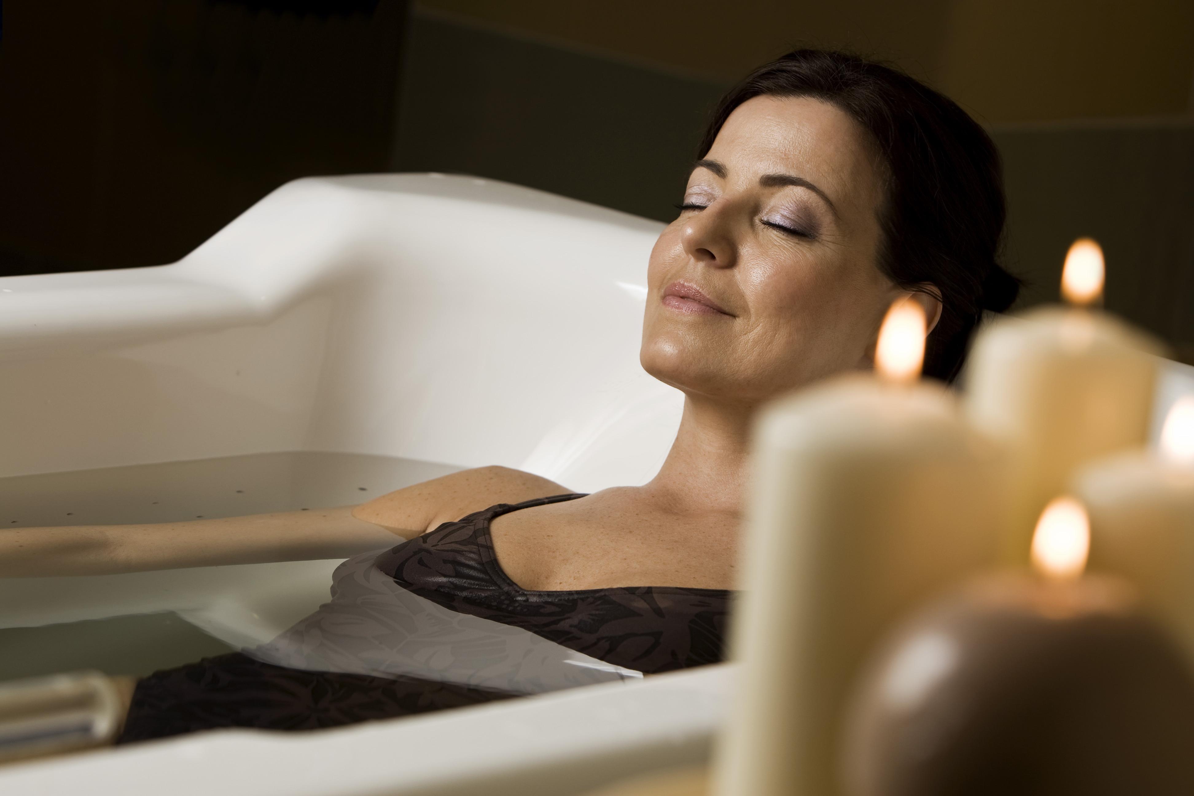 wellness fürdő