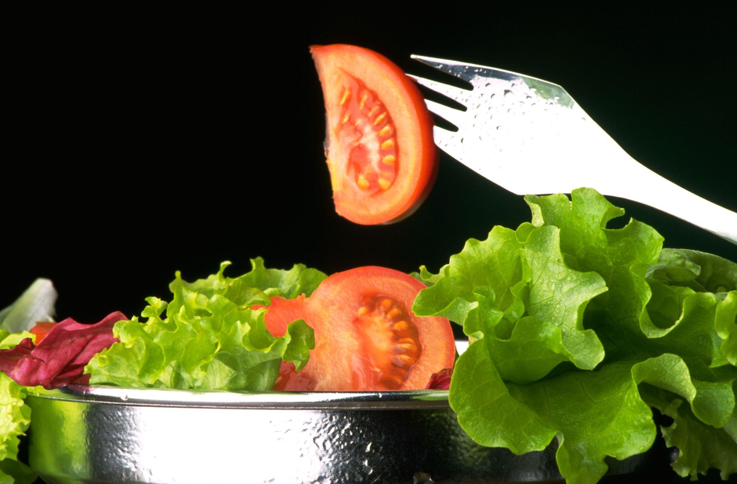 diéta saláta és paradicsom