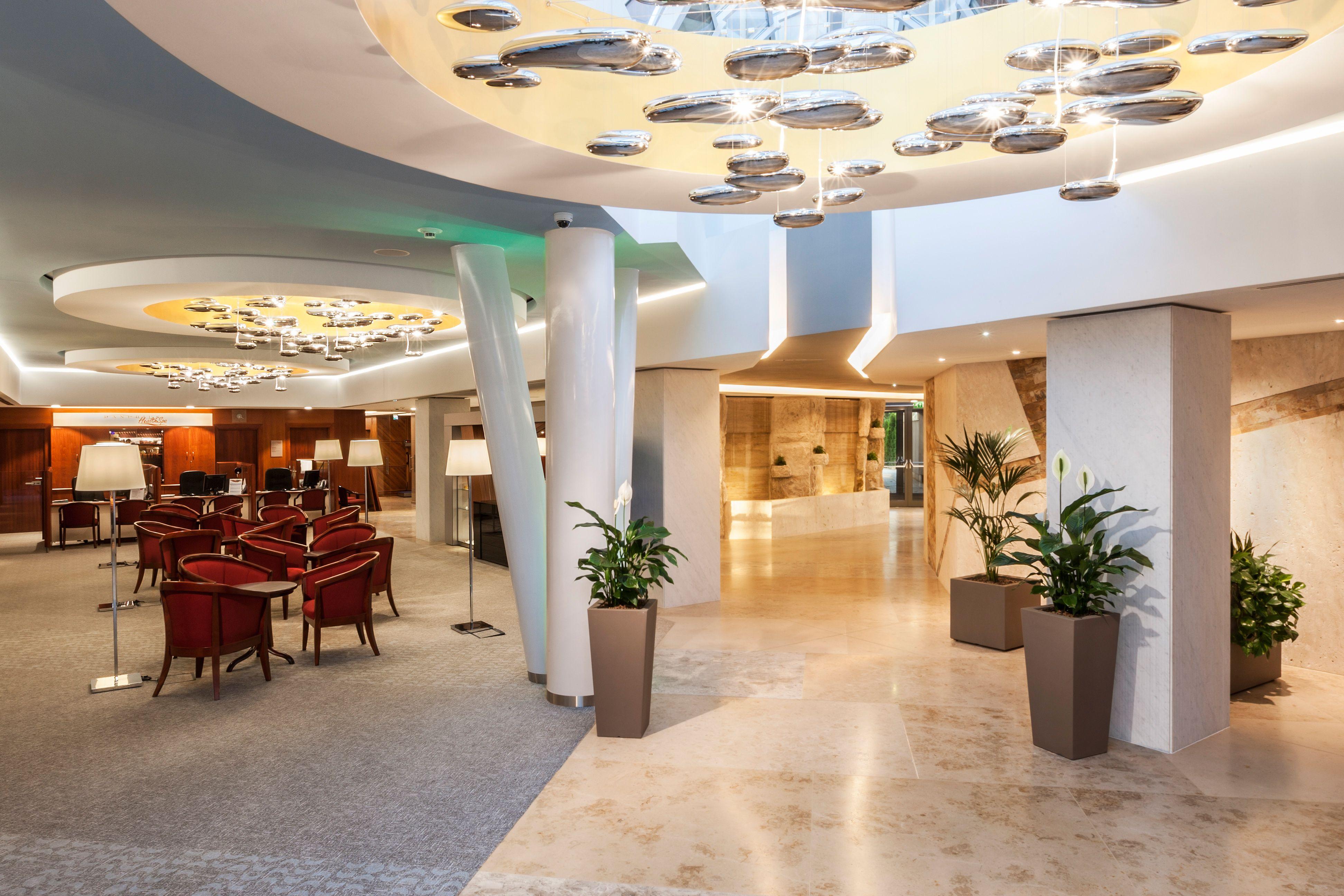 Danubius Aqua Lobby