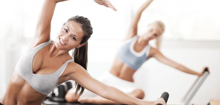pilates edzés