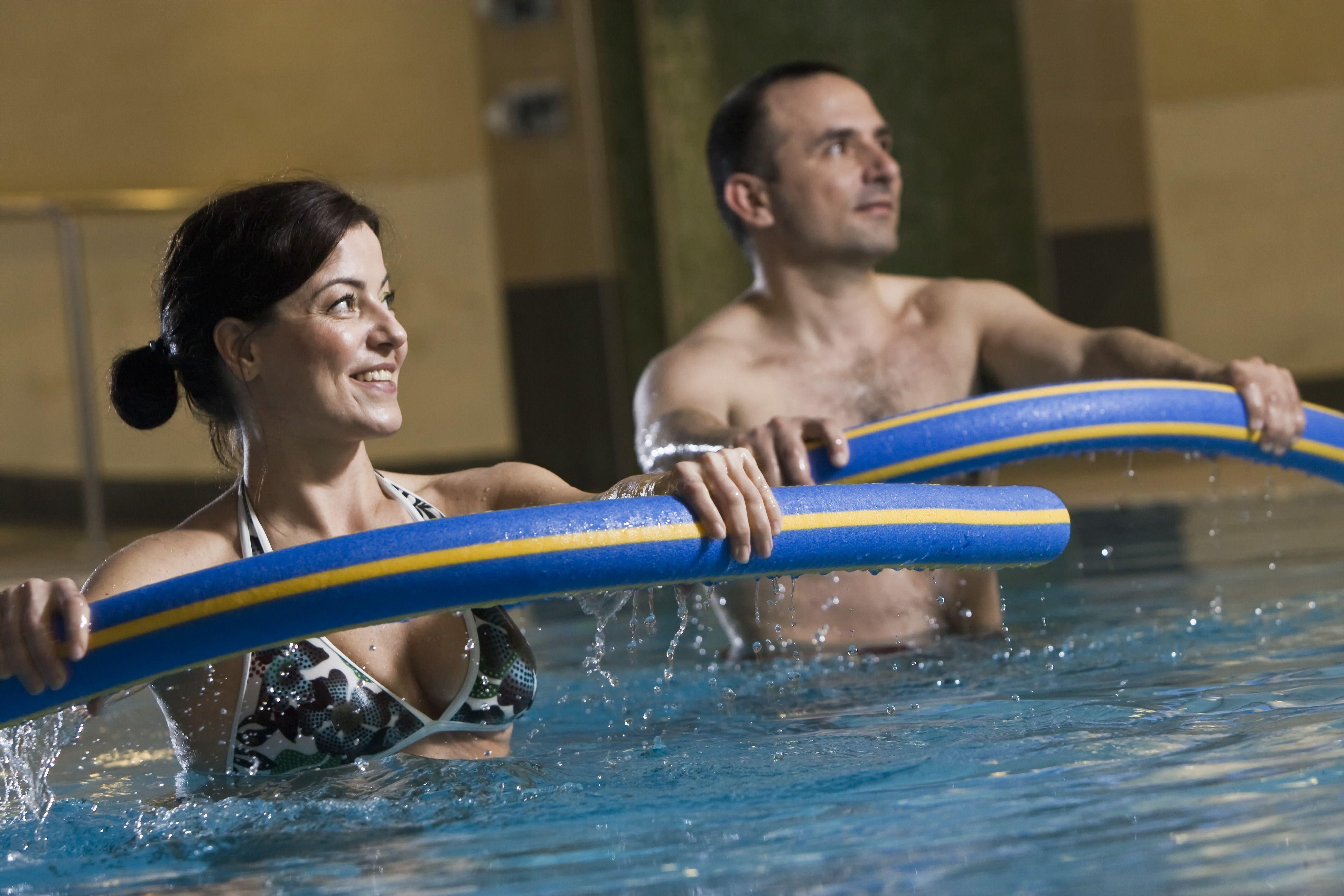 aqua tréning