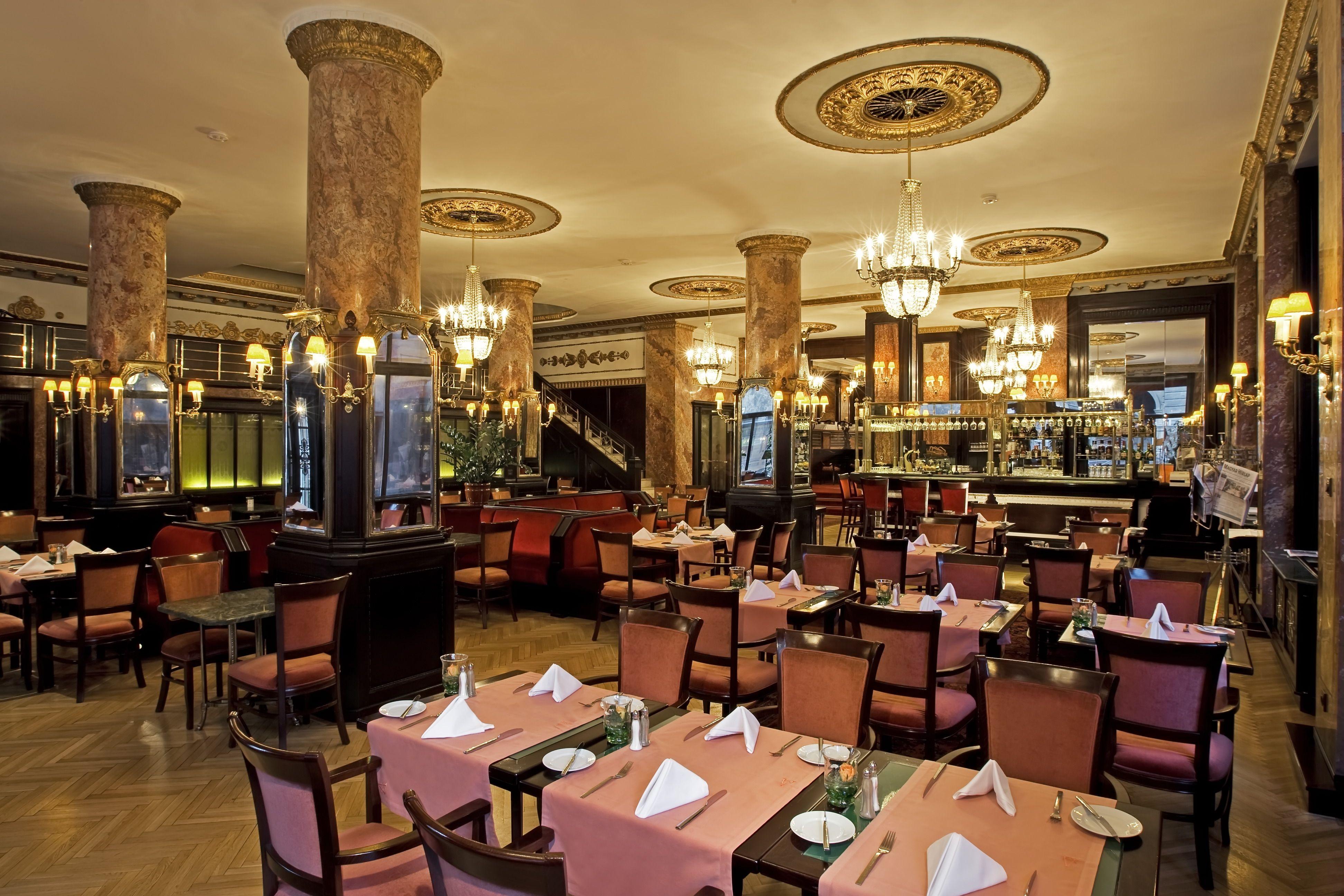 Hotel Astoria Mirror Kávézó és Étterem