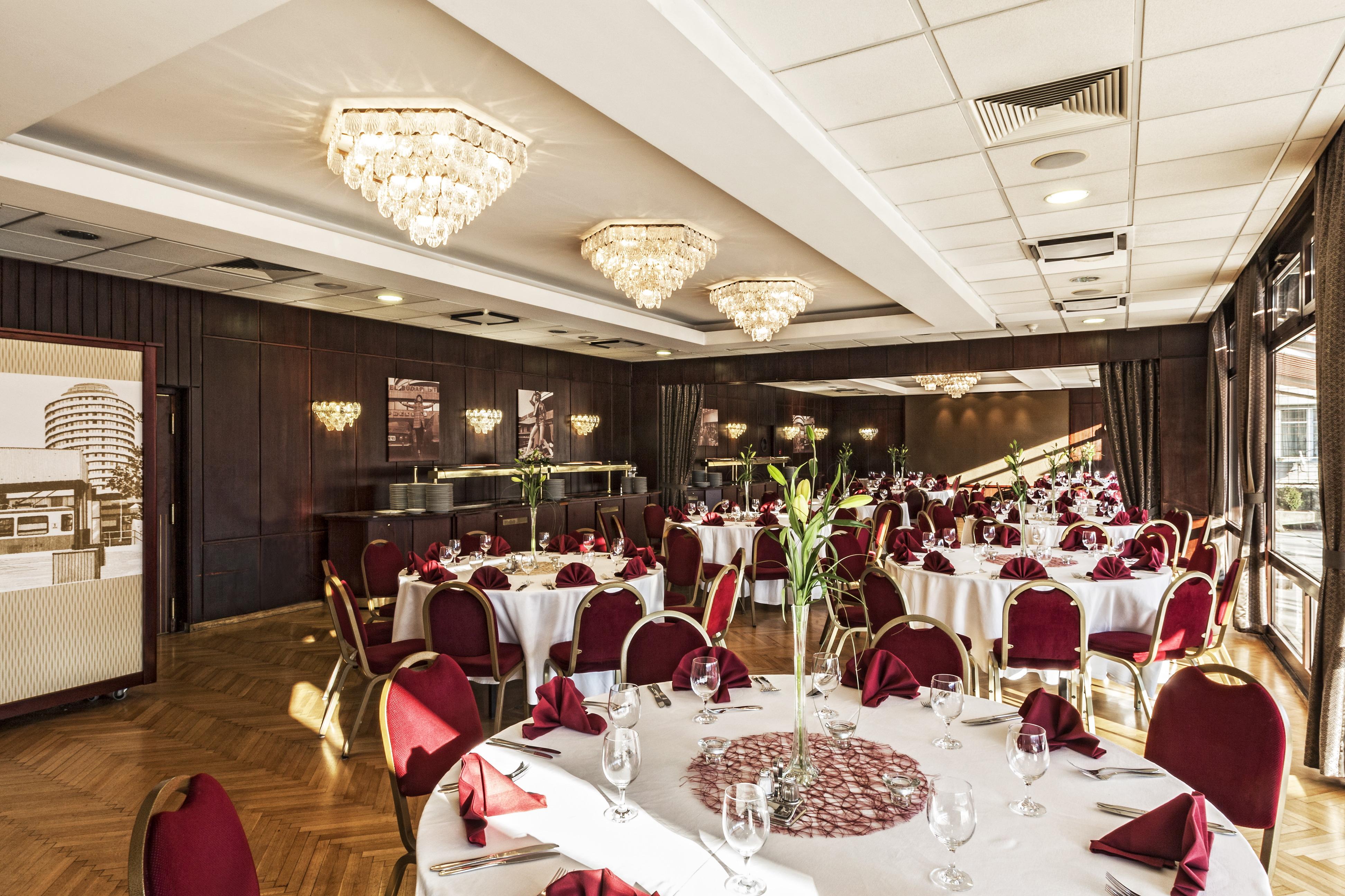 Hotel Budapest étterem