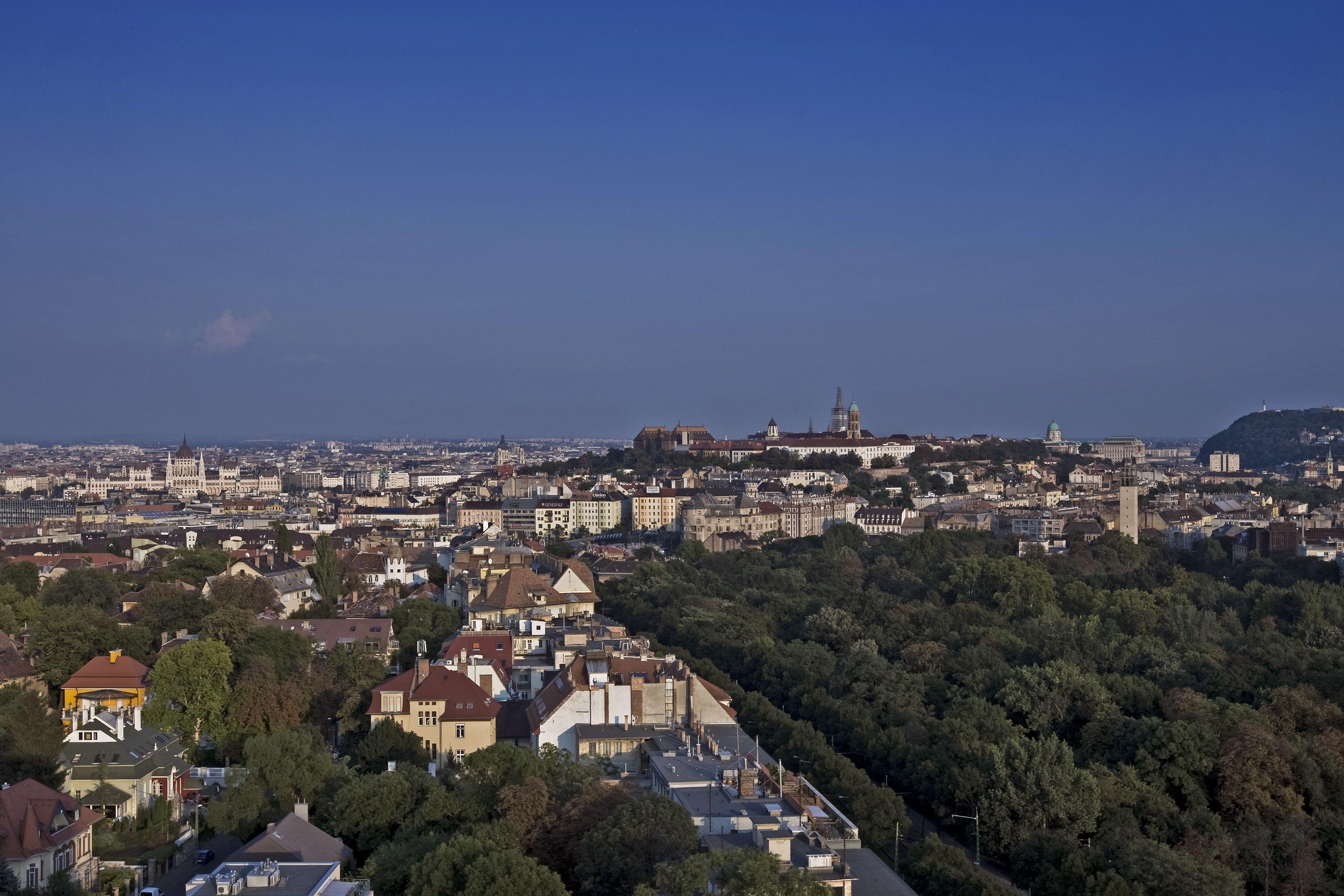 Panoráma a Budapest Szállodából
