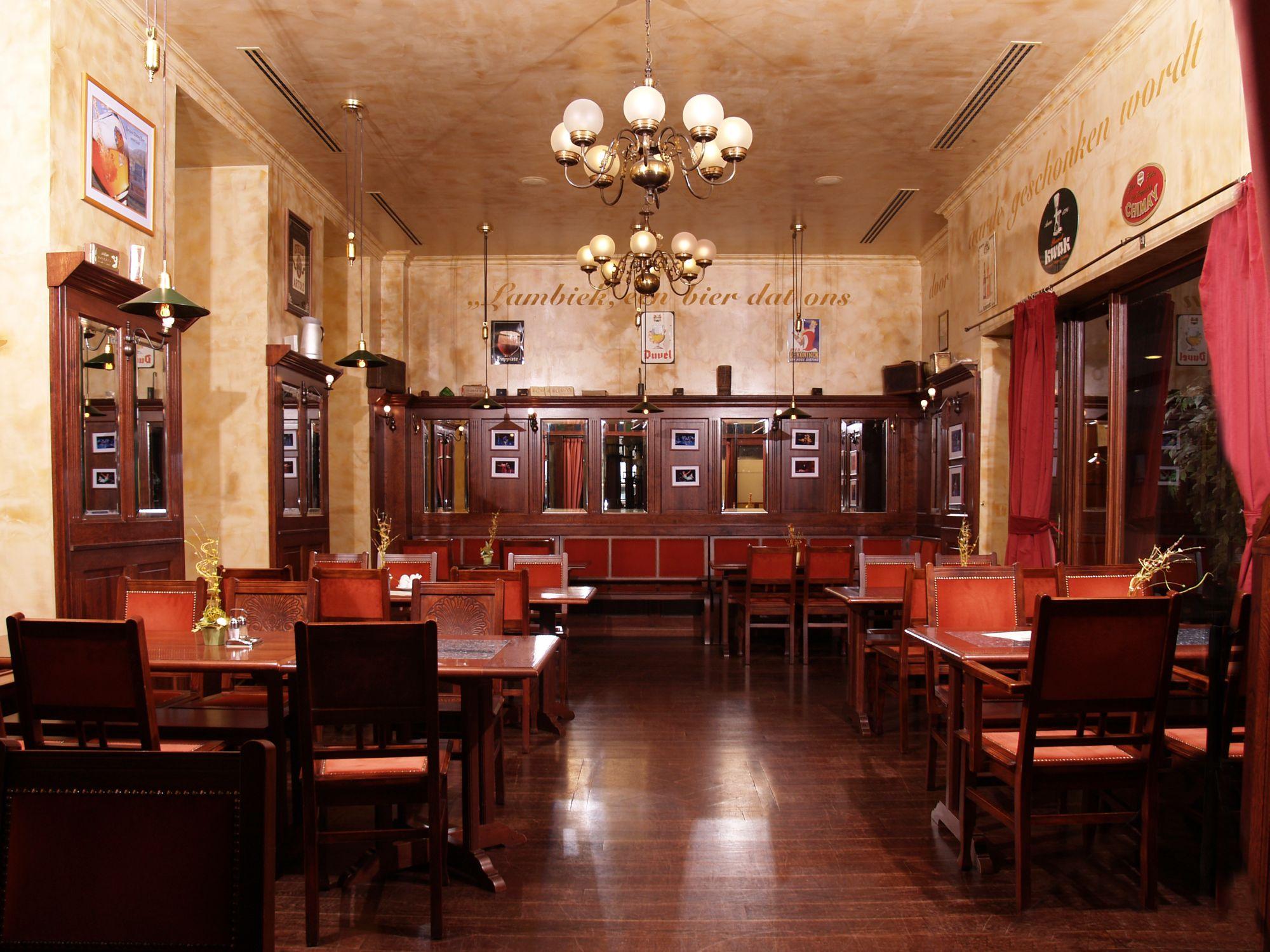 Hotel Rába Belga söröző