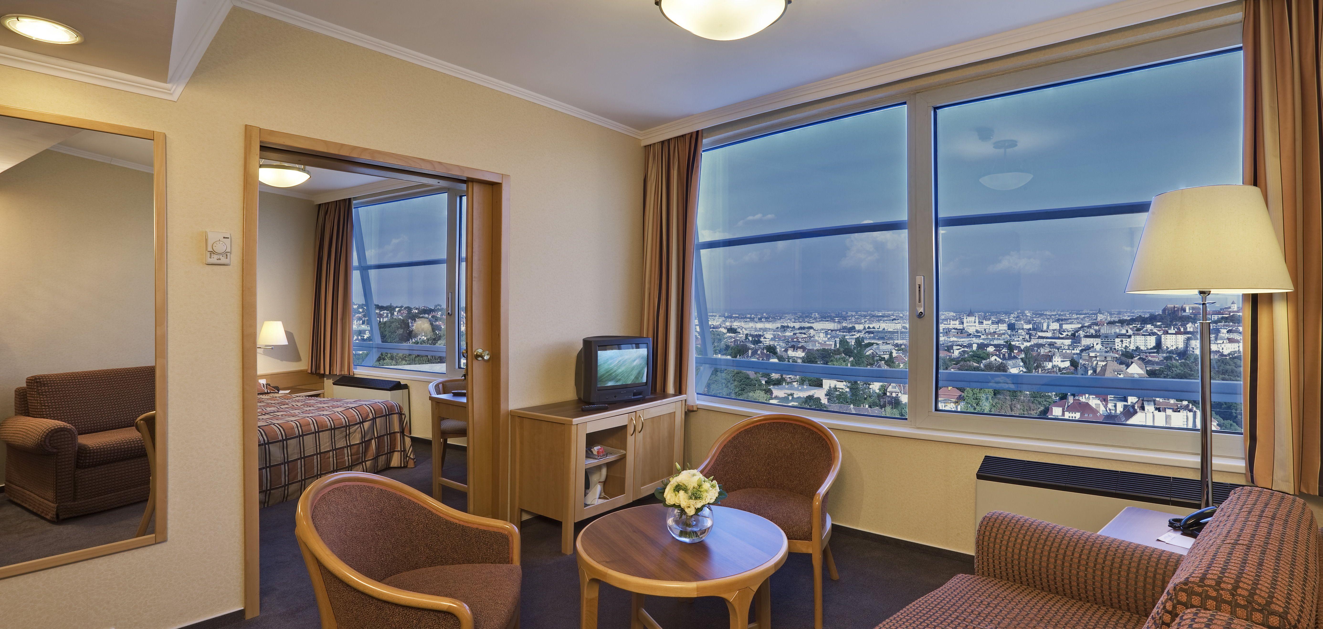 Hotel Budapest szoba