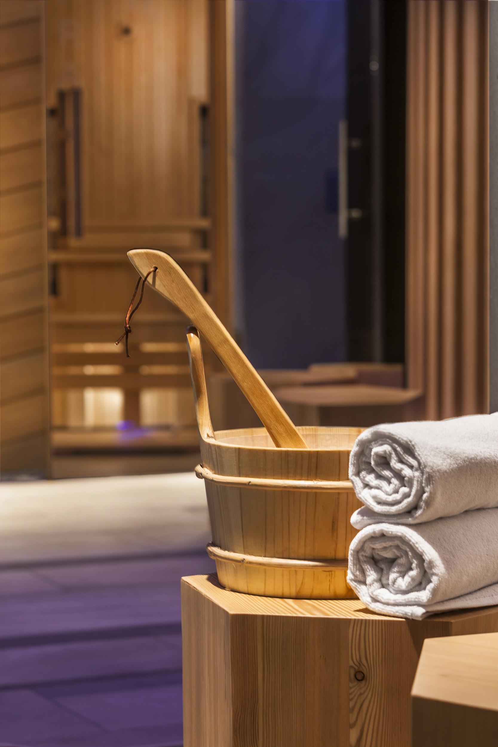 Danubius Health Spa Resort Hévíz szaunavilág