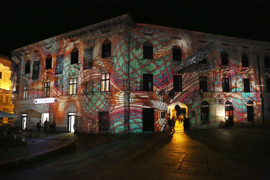 Zsolnay Fényfesztivál Pécs