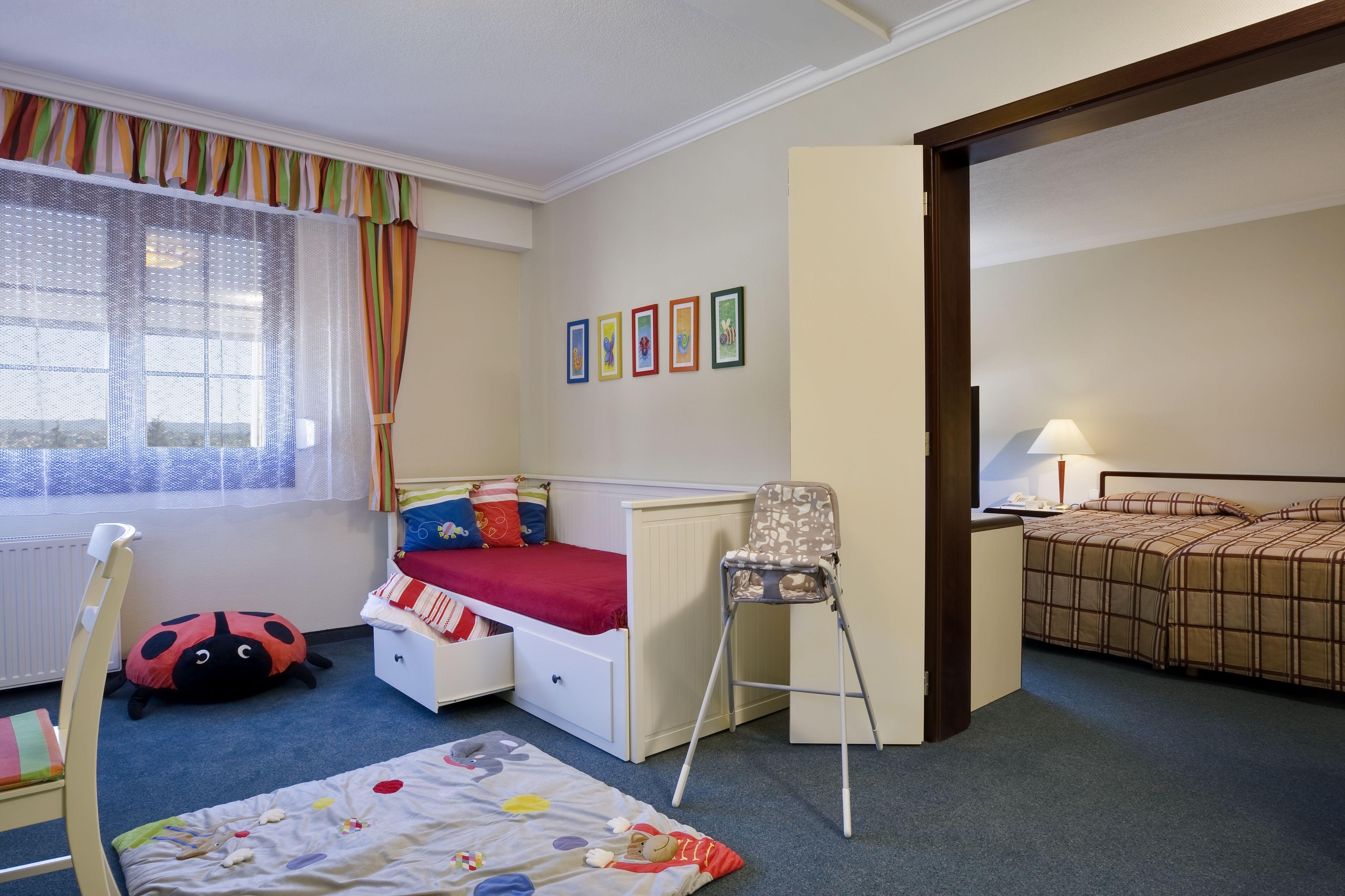 családi szoba Hotel Aqua
