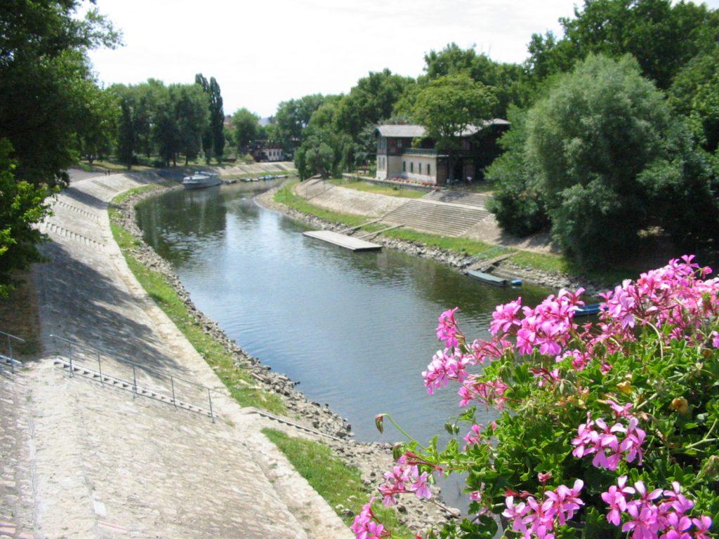 Győr szépségei az utószezonban