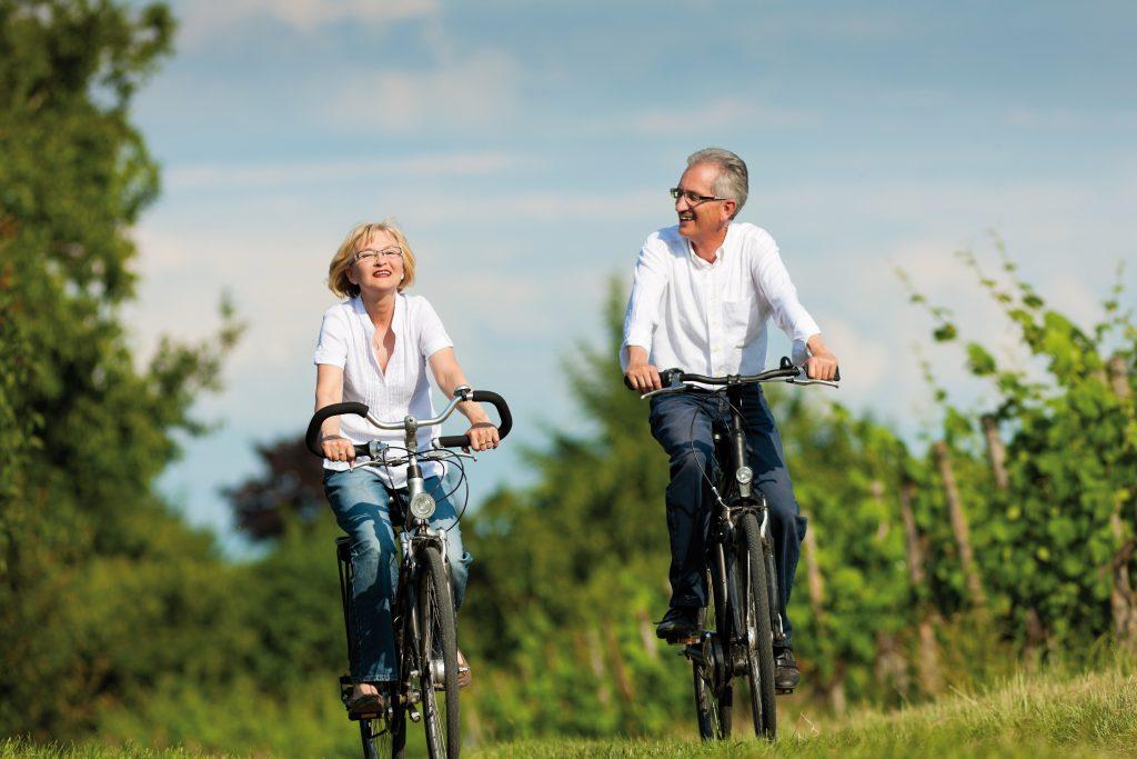 utószezoni nyaralás biciklivel