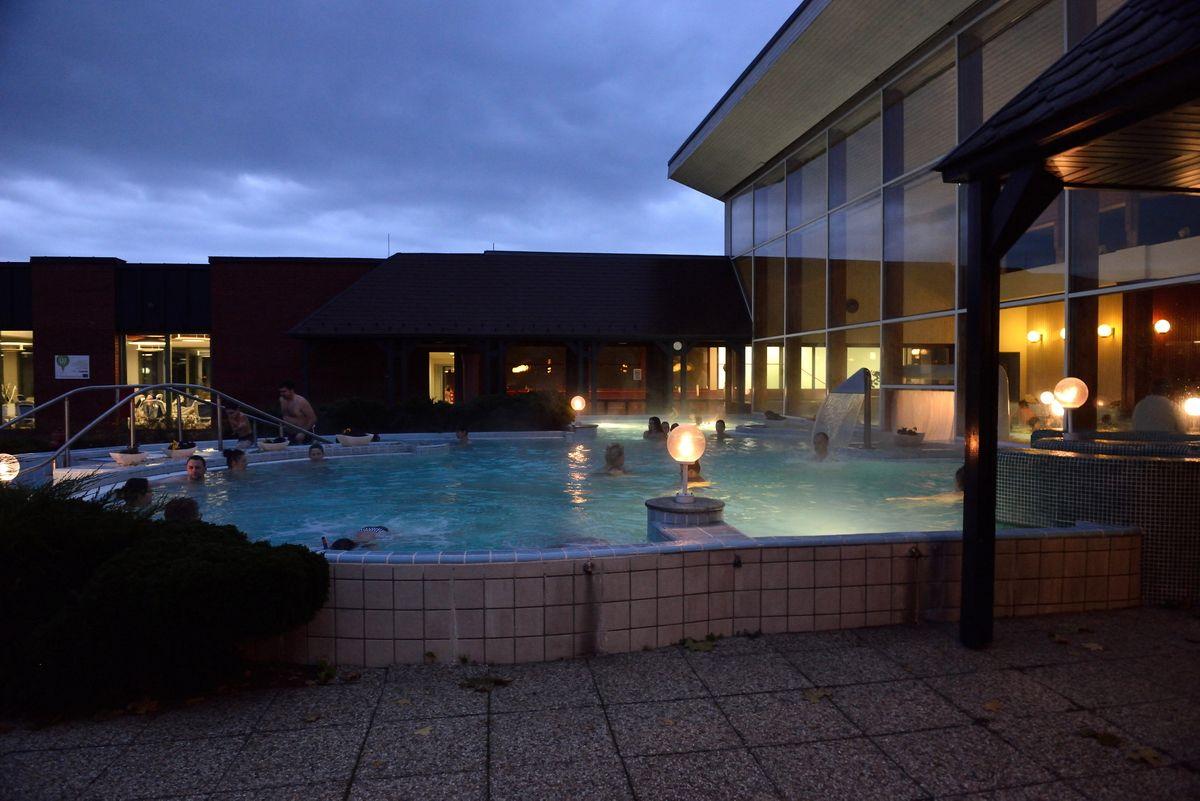 thermal hotel Bük, Danubius