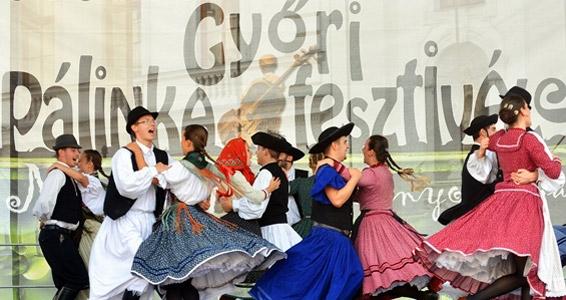 Győri Pálinka Fesztivál 2017