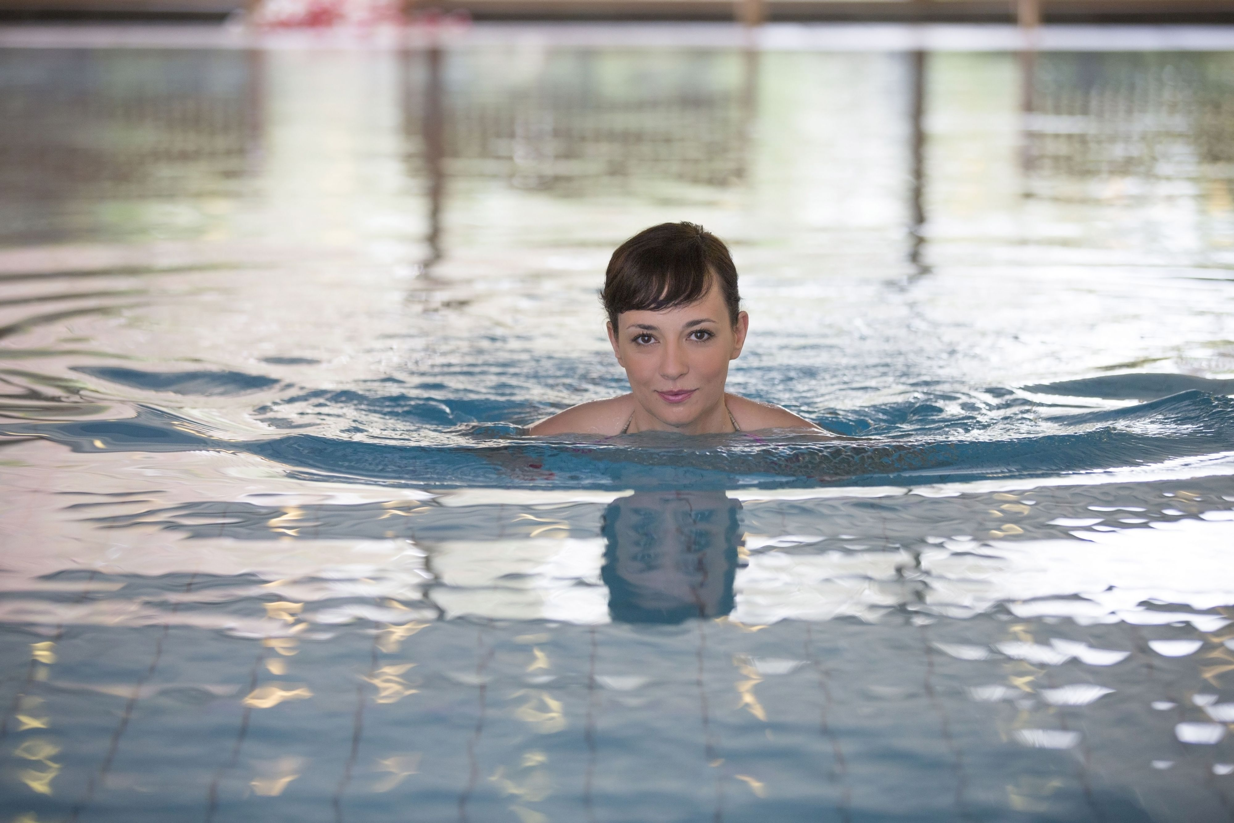 úszás, gyógyvíz