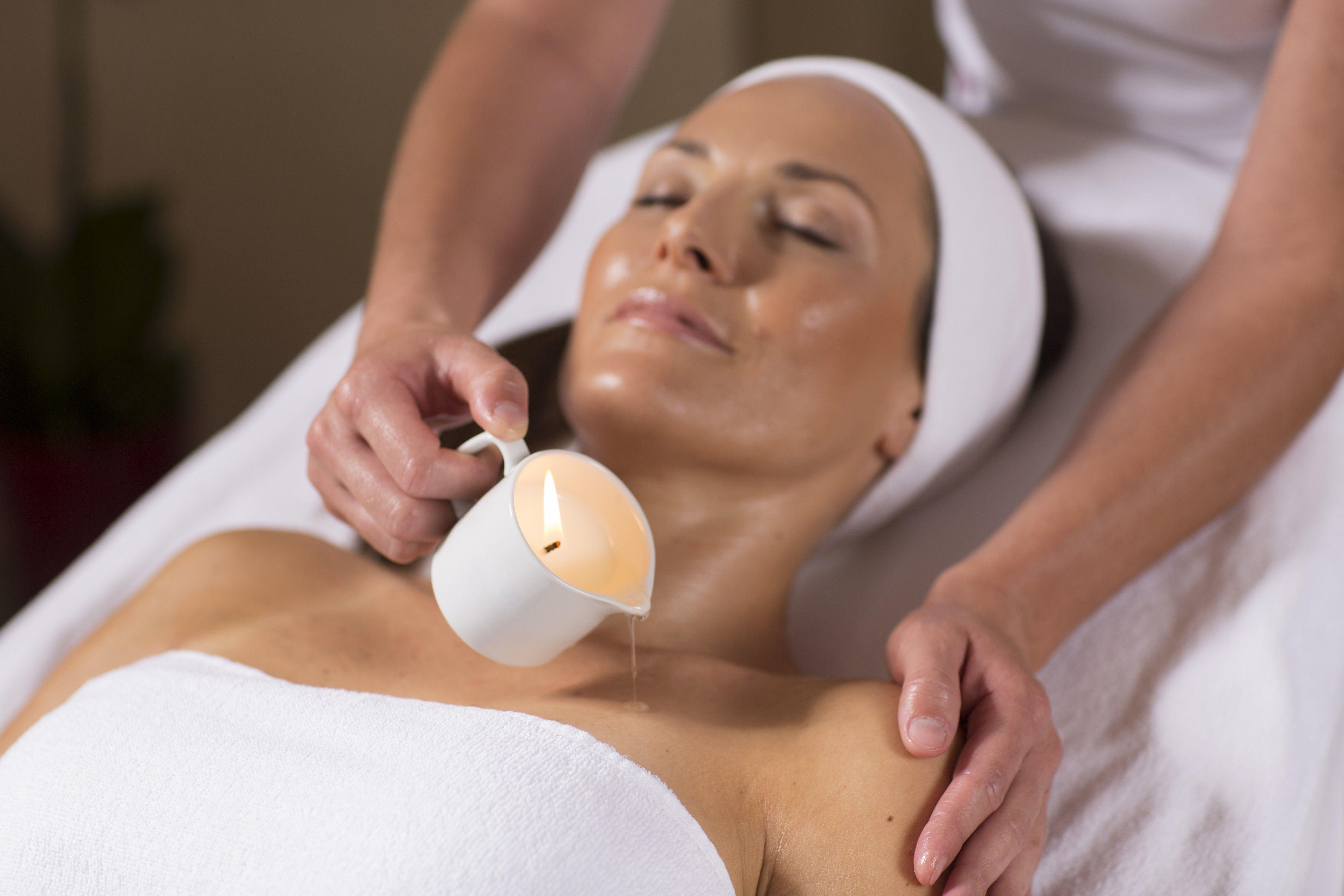 spa, gyógy-wellness, masszázs, melengető kezelések, mécses masszázs