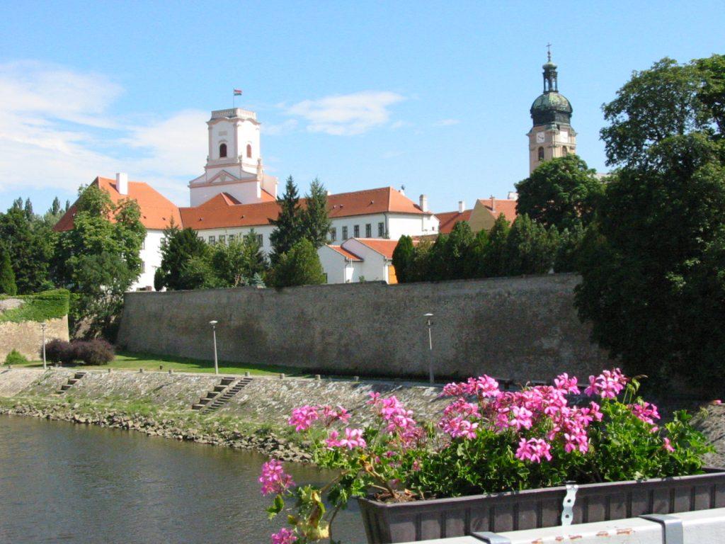 Győri várfal