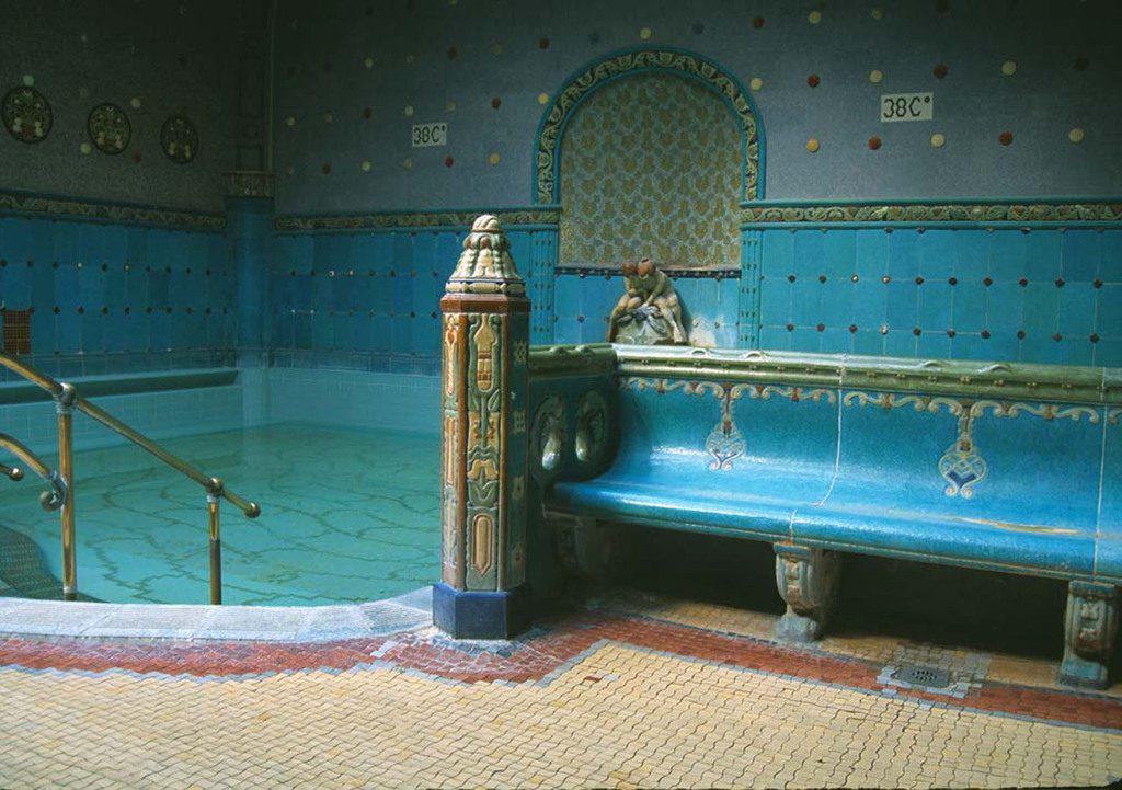 Gellért Gyógyfürdő medence