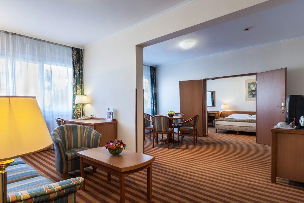 Hotel Rába Győr szoba