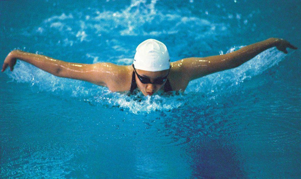 pillangó úszás