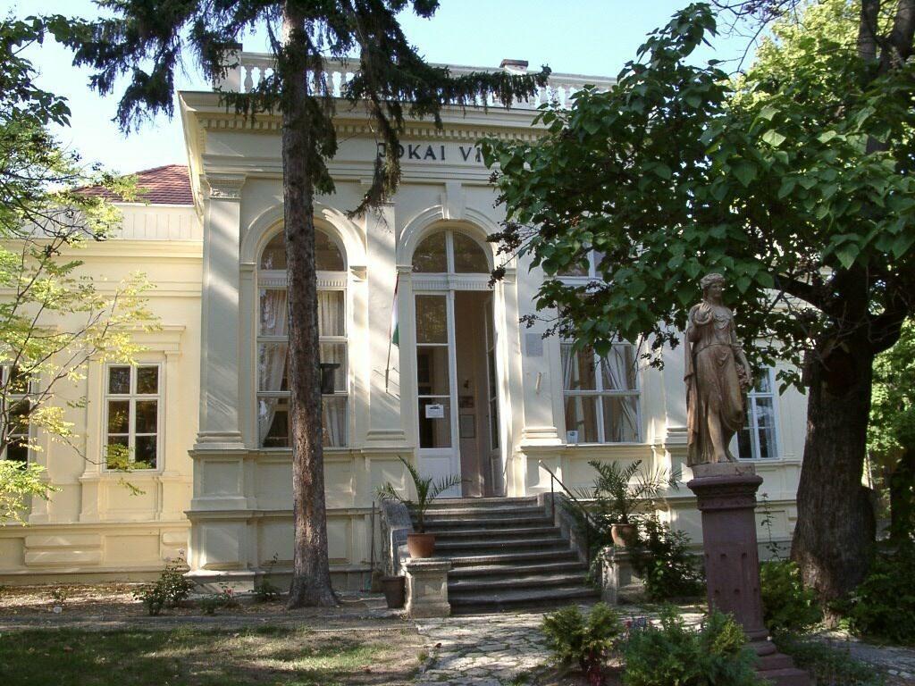 Balatonfüred, Jókai villa