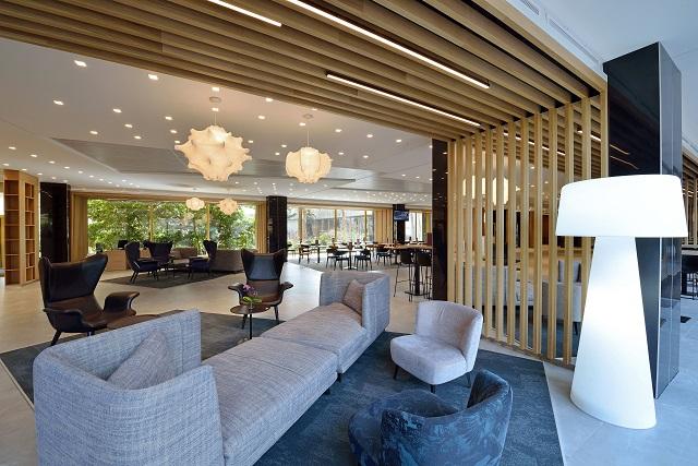 Thermal Hotel Margitsziget felújított belső terek
