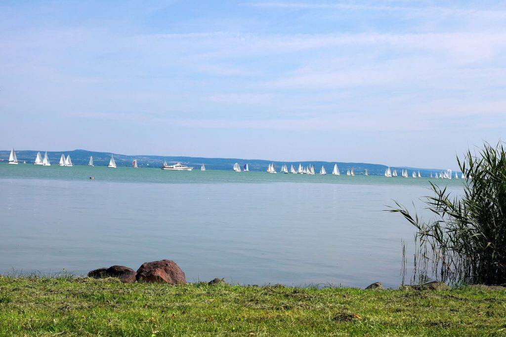 Balaton a déli partról