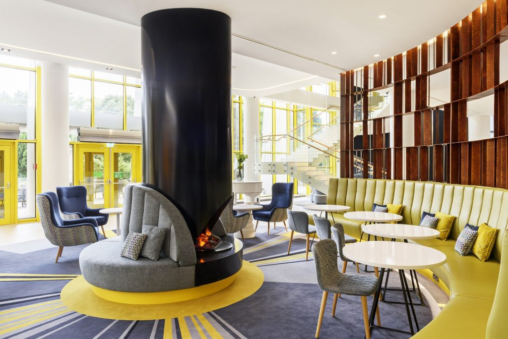 Yellow Bistro & Bar, Danubius Hotel Helia