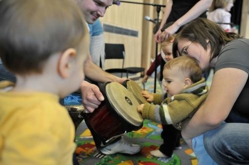 Gyerekprogramok a Művészetek Palotájában