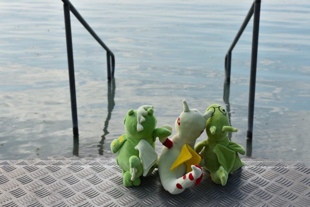 Sárkányok a Balatonnál