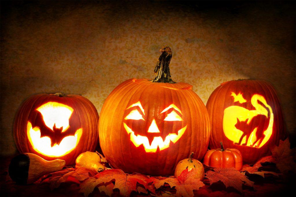Halloween hangulat ( fotó a Pixabay.hu oldalról)
