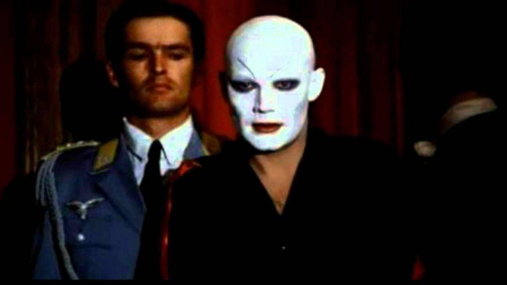 Klaus Maria Brendauer a Mephisto című filmben