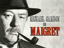 Michael Gambon, a leghíresebb Maigret felügyelő