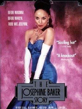 A Josephine Baker sztori - a film plakátja